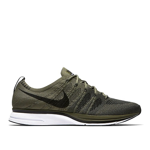Nike Flyknit Trainer – Olive
