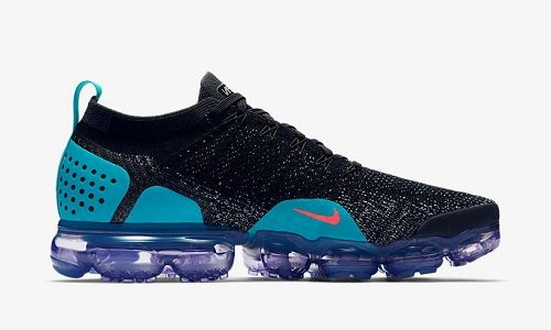 Nike Air VaporMax 2.0 – Black / Hot Punch