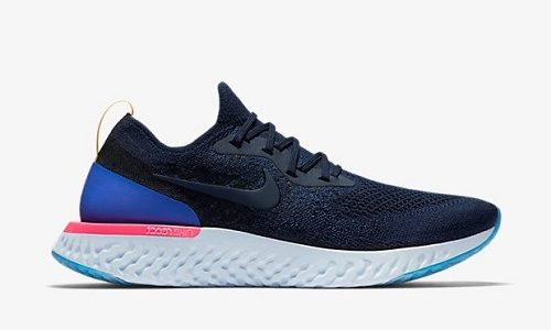 Nike Epic React Flyknit – College Navy