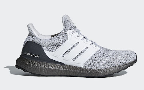 adidas UltraBoost 4.0 – White / Black