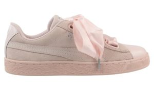 Puma Suede Heart Bubble – Pearl
