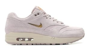 Nike Air Max 1 Premium SC – Particle Rose / Metallic Gold
