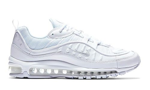 Nike Air Max 98 – White / Pure Platinum