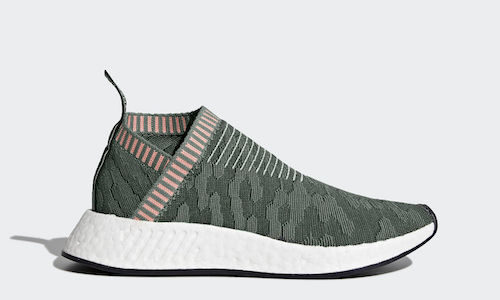 adidas Originals NMD CS2 – Trace Green / Trace Pink