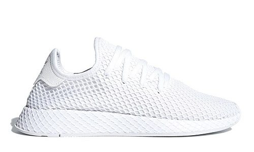 adidas Originals Deerupt – Triple White
