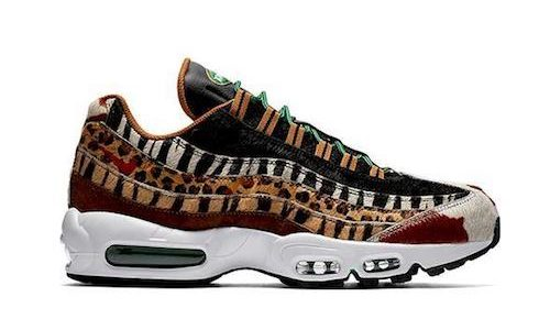 canada nike air max 95 supreme animal pack for verkauf bf611