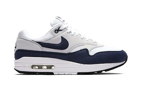 Nike Air Max 1 – Pure Platinum / Obsidian