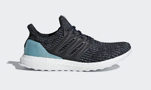 adidas Ultra Boost Parley – Carbon / Blue Spirit