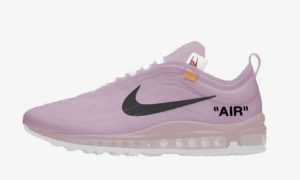 Off White x Nike Air Max 97 – Barely Rose
