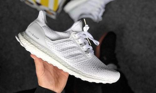 adidas UltraBoost Clima – Triple White