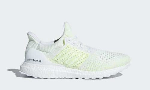 adidas Ultra Boost Clima – Ftwr White / Solar Yellow