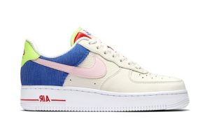 Nike Air Force 1 – Artic Pink / Racer Blue