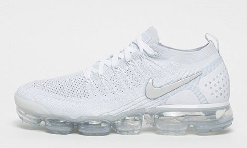 reputable site f2d84 b78c0 Nike Air VaporMax Flyknit 2 white grey – hier kaufen | snkraddicted
