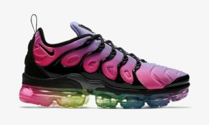 Nike Air VaporMax Plus Betrue – Black / Multicolor