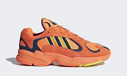 adidas Yung 1 – Hi Res Orange / Shock Yellow