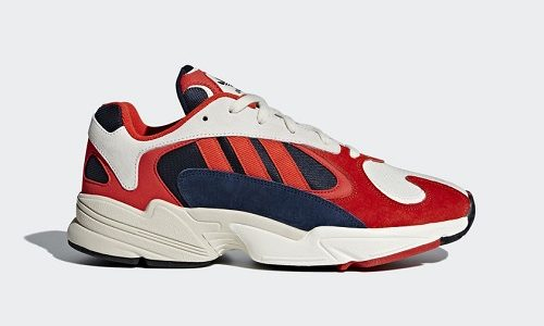 adidas Yung 1 – Core Black / Collegiate Navy