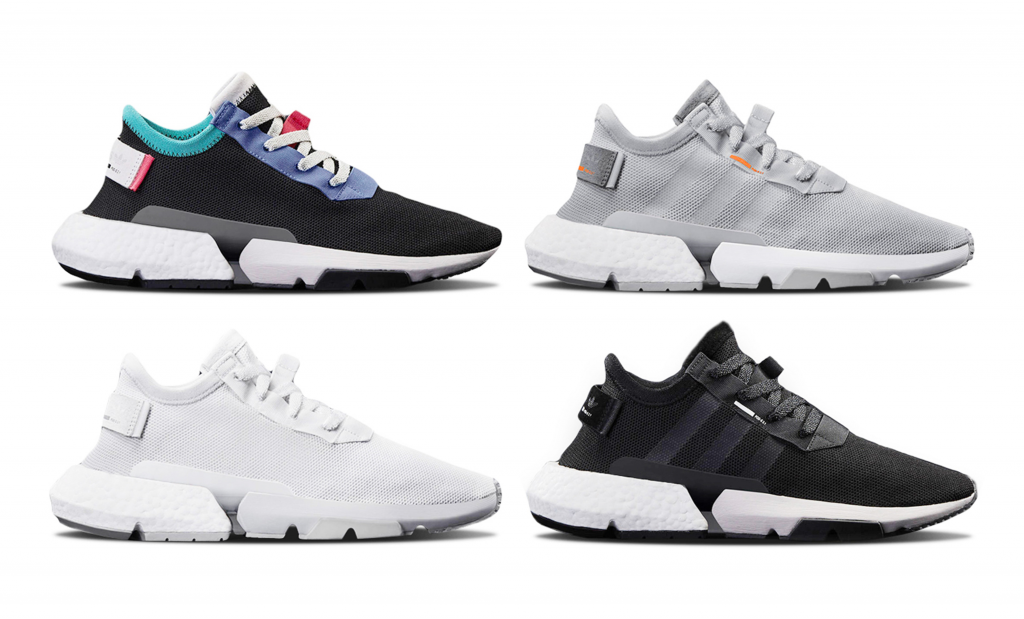 adidas POD Releases