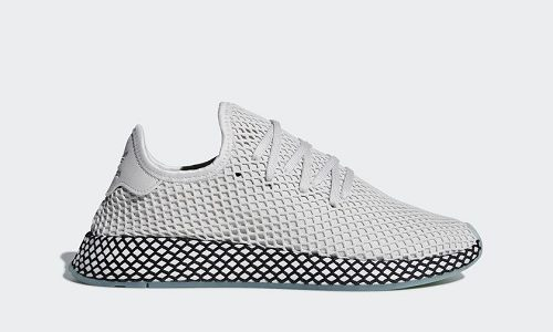 adidas Deerupt – Grey One / Clear Mint