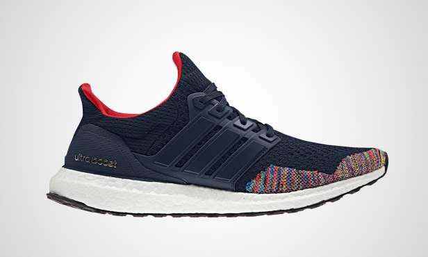 adidas Ultra Boost Multicolor 1.0 Navy