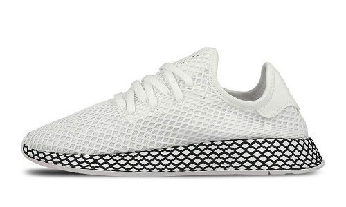 adidas Deerupt – Ftwr White / Core Black