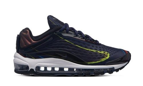 Nike Wmns Air Max Deluxe Black Midnight Navy