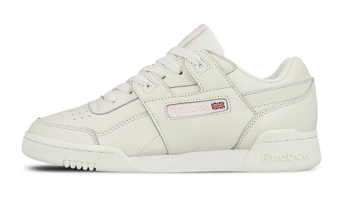 Reebok Workout Lo Plus Vintage White