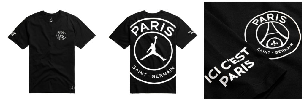 nike jordan paris saint germain kollektion release infos. Black Bedroom Furniture Sets. Home Design Ideas