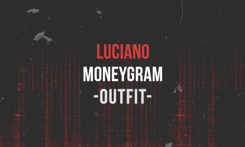 Lucianos MoneyGram Outfit